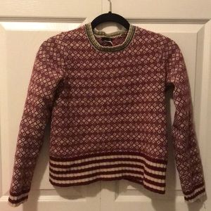 🎄 5 for $15: J. Crew 100% Wool Sweater